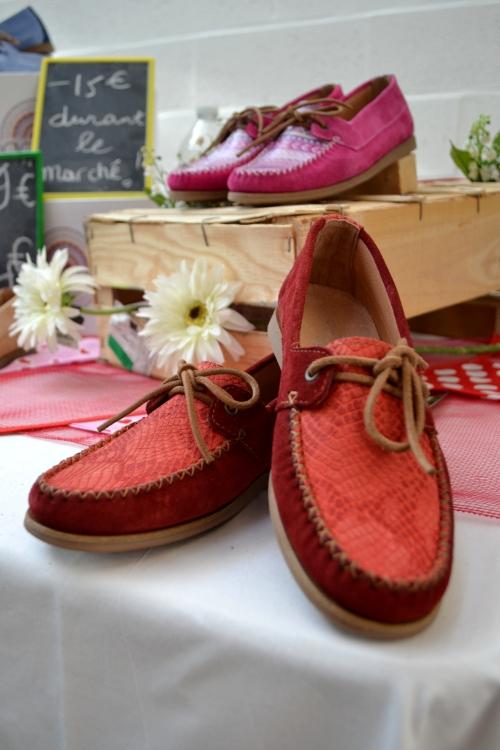 Marque de chaussures maison de mode hff